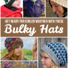 Get Ready for Cooler Weather with these Bulky Hats