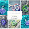 Happy Hook Stitch Markers