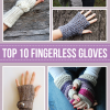 Top 10 Fingerless Gloves