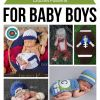 Crochet Patterns for Baby Boys