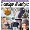 Red Heart Boutique Midnight Patterns