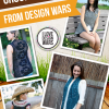 Design Wars Crochet Vests