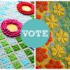 Friday Face-off: Beautiful Blankets