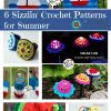 Six Sizzlin' Crochet Designs for Summer