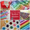 Brighten up your day with Rainbow Blankets