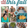 Top 10 Crochet Patterns for Fall