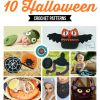 10 Halloween Patterns