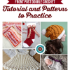 Front Post Double Crochet Tutorial