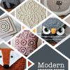 Modern Crochet Décor You'll Love!