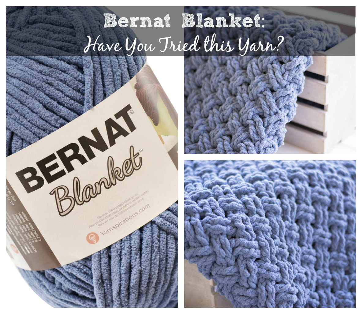 Bernat Blanket Have You Tried This Yarn The Crochet Cafe